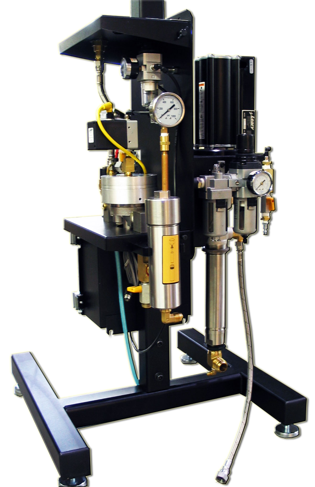 Medium Pressure Pump with GRU
